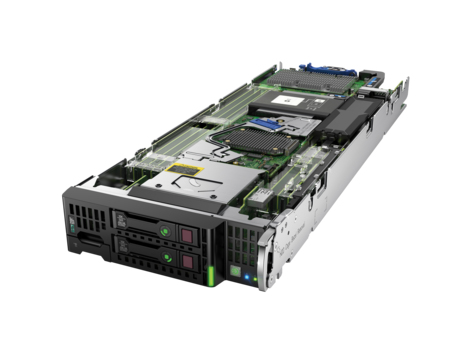 Hewlett Packard Enterprise ProLiant BL460c Gen9 1.9GHz Intel Xeon E5-2609 v3 (6 core, 1.9 GHz, 15MB, 85W) Blade