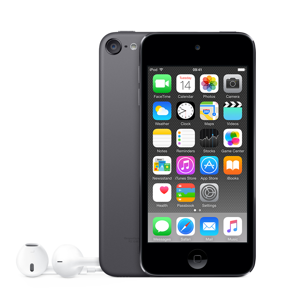 Apple iPod touch 128GB MP4 player 128GB Grey
