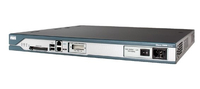 Cisco 2811 Ethernet LAN ADSL Multicolour wired router