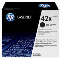HP 42X Laser cartridge 20000pages Black
