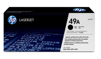 HP 49A Laser cartridge 2500pages Black