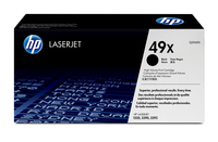 HP 49X Laser toner 6000pages Black