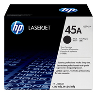 HP 45A Laser cartridge 18000pages Black