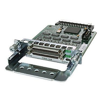 Cisco HWIC-16A-RF Internal networking card