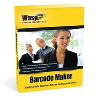 Wasp Barcode Maker (5U) bar coding software