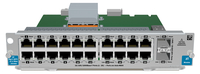 Hewlett Packard Enterprise 20-port Gig-T / 2-port 10GbE SFP+ v2 zl Gigabit Ethernet network switch module