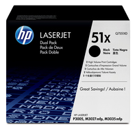 HP 51X Laser cartridge 13000pages Black