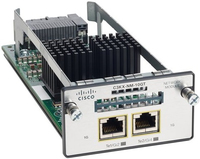 Cisco C3KX-NM-10GT 10 Gigabit Ethernet, Gigabit Ethernet network switch module