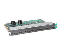 Cisco WS-X4624-SFP-E= Fast Ethernet,Gigabit Ethernet network switch module
