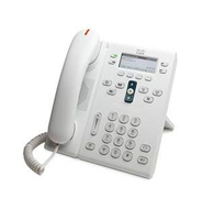 Cisco Unified IP 6941 Wired handset White IP phone