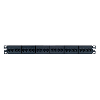 Panduit CP245E88BLY 1U Patch Panel
