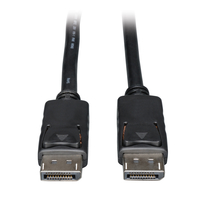 Tripp Lite P580-025 DisplayPort DisplayPort Black cable interface/gender adapter