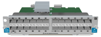 Hewlett Packard Enterprise 24-port SFP v2 zl network switch module
