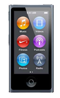 Apple iPod nano 16GB MP4 player 16GB Black