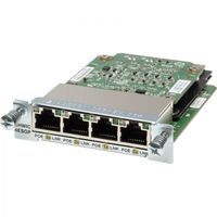 Cisco EHWIC-4ESG-P-RF Internal Ethernet 1000Mbit/s networking card