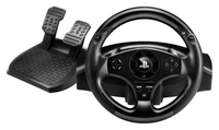 Thrustmaster T80 Stuurwiel + pedalen Playstation 3, PlayStation 4 Zwart