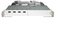 Cisco 4-Port 10GE Line Card Requirs XFPs network switch module
