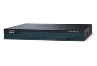 Cisco 1921 Ethernet LAN Black wired router