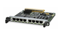 Cisco SPA-8XCHT1/E1-RF network interface processor