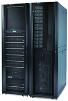 APC Symmetra PX Double-conversion (Online) 96000VA Tower Black uninterruptible power supply (UPS)