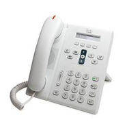 Cisco Unified IP 6921 Wired handset White IP phone