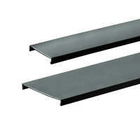 Panduit C2BL6 Cable tray cover cable tray accessory