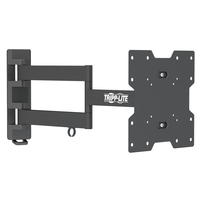 "Tripp Lite DWM1742MA 42"" Black flat panel wall mount"