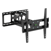 "Tripp Lite DWM2655M 55"" Black flat panel wall mount"
