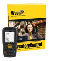 Wasp Inventory Control Standard bar coding software