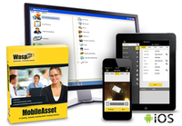 Wasp MobileAsset Enterprise (Unlimited-user) bar coding software