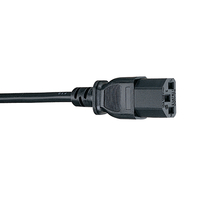 Tripp Lite P004-006 1.83m C14 coupler C13 coupler Black power cable