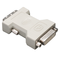 Tripp Lite P118-000 DVI-D DVI-I Beige cable interface/gender adapter