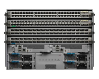 Cisco N9K-C9504= network equipment chassis