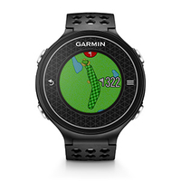 Garmin Approach S6 Touchscreen Black sport watch