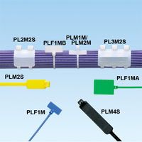 Panduit PLF1MA-M6 Nylon Blue cable tie