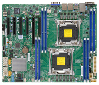 Supermicro X10DRL-i Intel C612 LGA 2011 (Socket R) ATX server/workstation motherboard