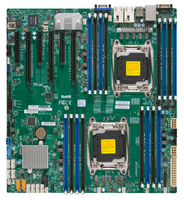 Supermicro X10DRi Intel C612 LGA 2011 (Socket R) Extended ATX server/workstation motherboard