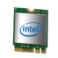 Intel Wireless-N 7265 Internal WLAN/Bluetooth 300Mbit/s