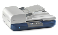 Xerox DocuMate 4830 Flatbed & ADF scanner 600 x 600DPI Blue,Grey