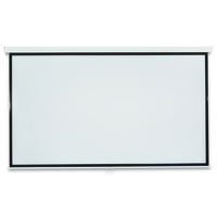 "Viewsonic PJ-SCW-1001W 100"" 16:9 White projection screen"