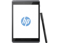 HP Pro Slate 8 32GB 3G 4G Silver tablet