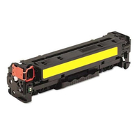 eReplacements CF212A-ER 1800pages Yellow laser toner & cartridge