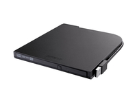 Buffalo DVSM-PT58U2VB DVD Super Multi DL Black optical disc drive