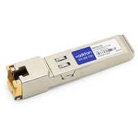 Add-On Computer Peripherals (ACP) 00FE333-AO 1000Mbit/s SFP Copper network transceiver module