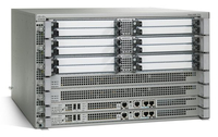 Cisco ASR1K6R2-100-SECK9 Ethernet LAN Grey wired router