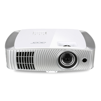 Acer Home H7550ST Desktop projector 300ANSI lumens DLP 1080p (1920x1080) 3D White data projector