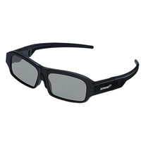 NEC X105-RF-X2 Black 1pcs stereoscopic 3D glasses