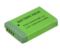2-Power DBI1001A Lithium-Ion (Li-Ion) 1250mAh 3.6V rechargeable battery