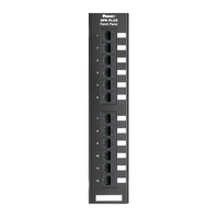 Panduit DP12688TGY Patch Panel