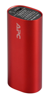 APC M3RD Lithium-Ion (Li-Ion) 3000mAh Red power bank